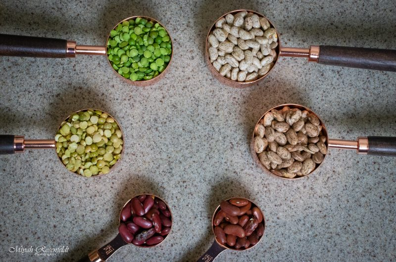 Rehydrating Dried Beans